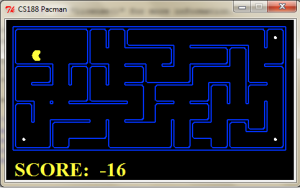 Search Algorithms Implemented in Pacman | Christian Karrs's